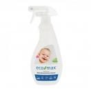 Eco-Max Lastetoa-ja mänguasjade puhastusvahend PIHUSTIGA LÕHNATU 740ml- UUS
