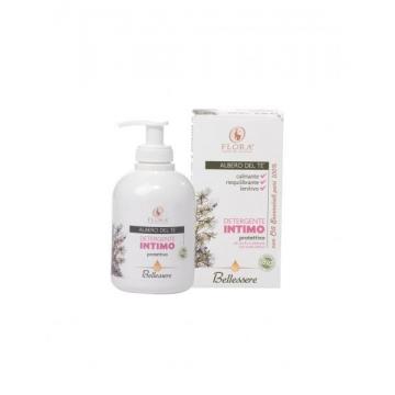 INTIMATE CLEANSER TEA TREE 250 ml BIO