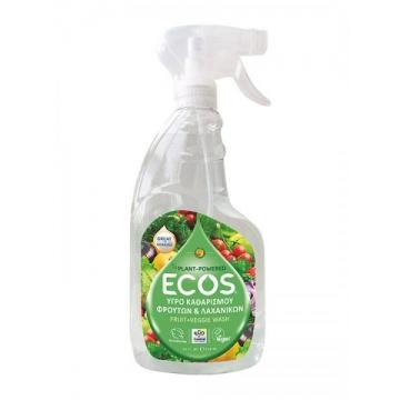 ECOS Fruit & Veggie Wash NEW