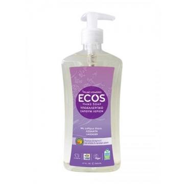 Мыло для рук ECOS Лаванда 500 мл