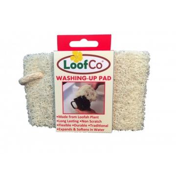Натуральная губка для мытья посуды LooF-Co
