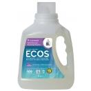 ЖИДКОЕ СРЕДСТВО ДЛЯ СТИРКИ ECOS Экологически Чистая Лаванда 3 Л (100 СТИРОК)