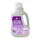 ECOS Laundry Liquid  LAVENDER with build-in fabric softener