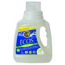 ЖИДКОЕ СРЕДСТВО ДЛЯ СТИРКИ ECOS Экологически Чистый Лемонграсс 1,5 Л (50 СТИРОК)