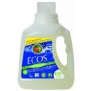 ЖИДКОЕ СРЕДСТВО ДЛЯ СТИРКИ ECOS Экологически Чистый Лемонграсс 3 Л (100 СТИРОК)